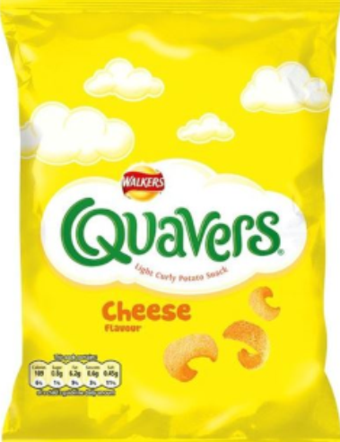 Quavers Cheese 19G