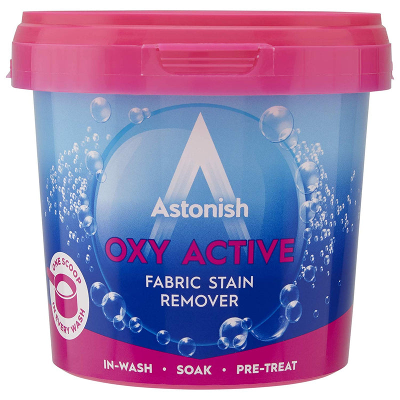 Astonish Oxi Active Stain Remover 500g