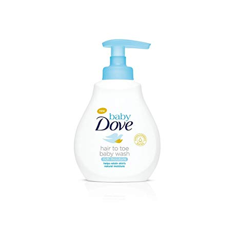 Baby Dove Head to Toe Baby Body Wash 200ML