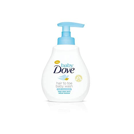 Baby Dove Head to Toe Wash 200ML