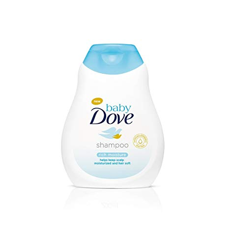 Baby Dove Shampoo 200ML