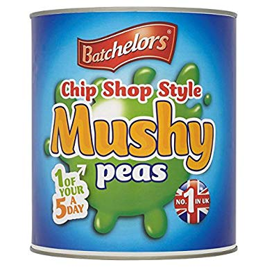 Batchelors Mushy Peas Chip Shop Style 300G