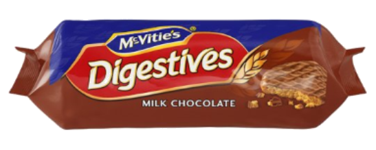 McVitie's Milk Chocolate Digestives 262G (best before 21 April 2021)