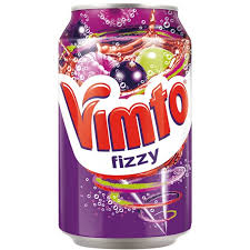 Vimto Fizzy Cans 330ML