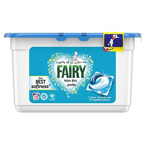Fairy Non Bio Pods 12 Washes