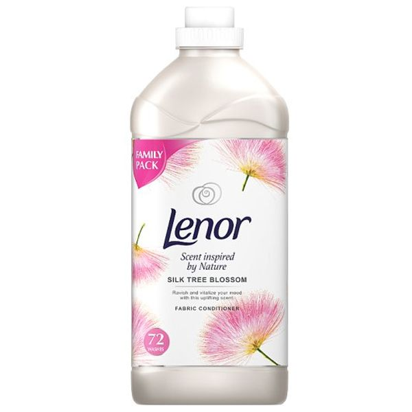 Lenor Fabric Conditioner Silk Tree Blossom 72 Wash