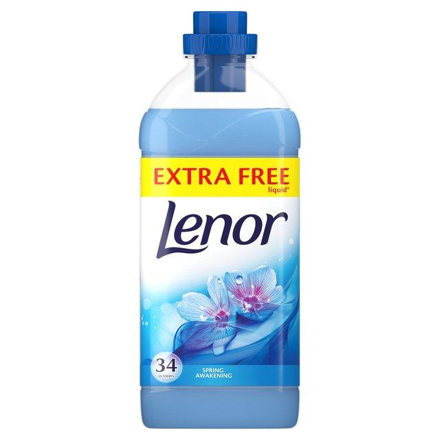 Lenor Fabric Conditioner Spring Awakening 34 washes