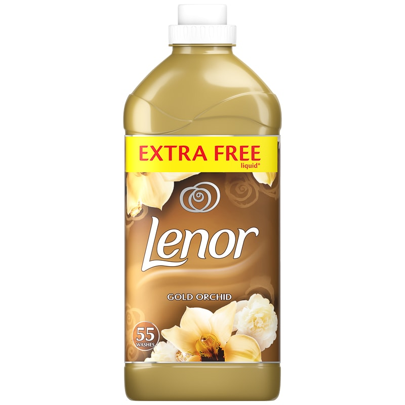 Lenor Gold Orchid Fabric Conditioner 50 Washes