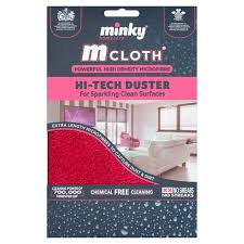 Minky M Cloth Hi-Tech Duster