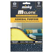 Minky M Cloth General Purpose
