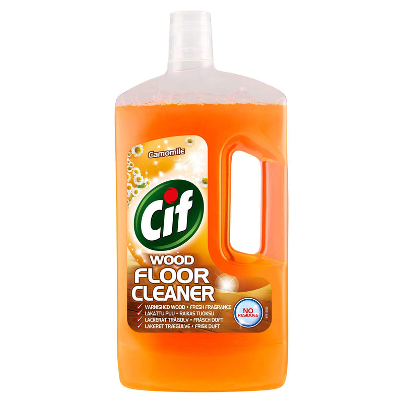 CIF Floor Cleaner Wood Camomile 1L
