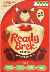Ready Break Original breakfast cereal