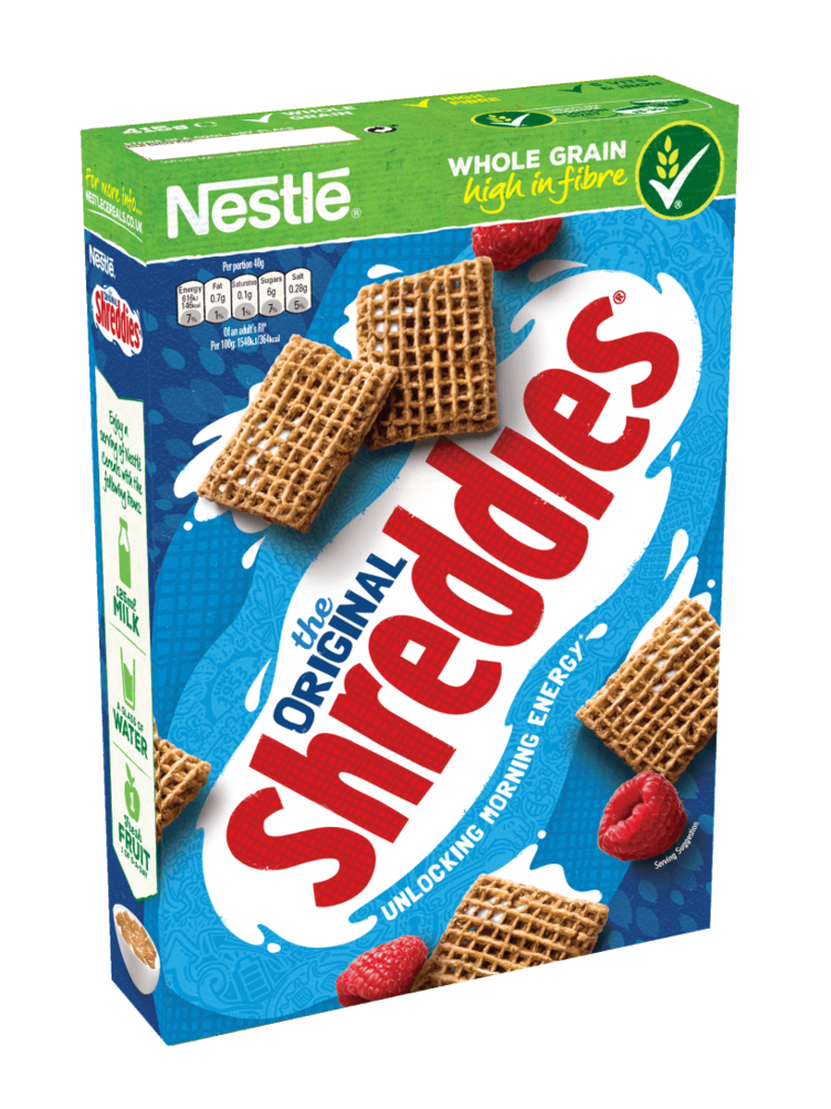 Nestle Shreddies 415G