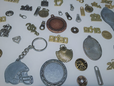 Charms, Medallions and Promotional Products