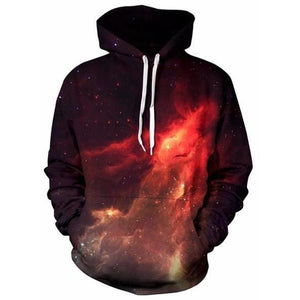 3D Printed Interstellar Hoodie - The Hoodie Store