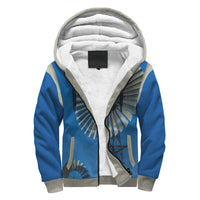 'Windmill' Sherpa-Lined Hoodie