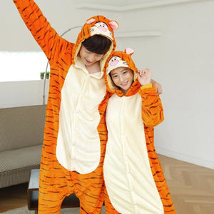 Tiger Animal Theme Hoodie Mens/Womens - The Hoodie Store