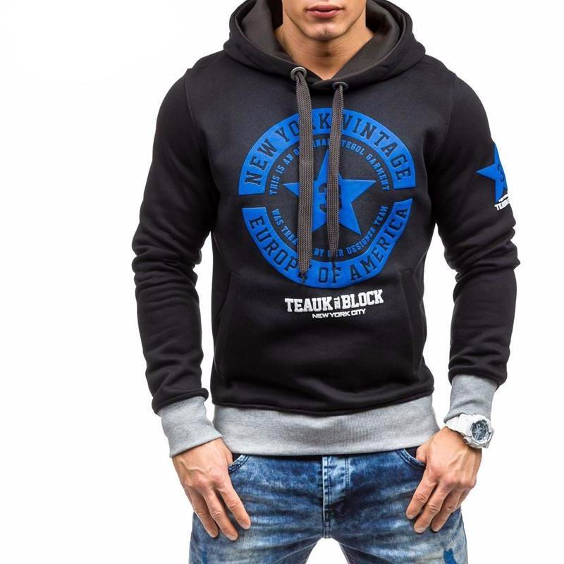 Men's Sportswear Conmotion Hoodie - The Hoodie Store
