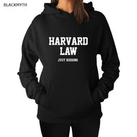 Women's Harvard Law Hoodie - The Hoodie Store
