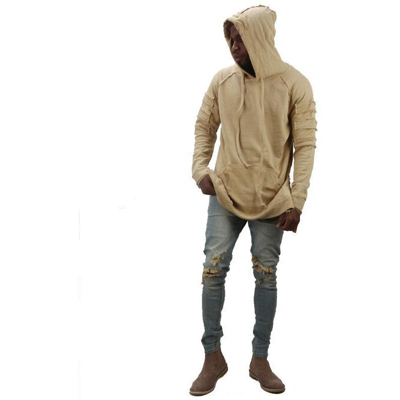 HEYGUYS Original Design Cotton Casual Hoodie - The Hoodie Store