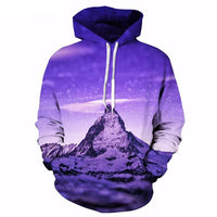 Summit Mountain Hoodie - The Hoodie Store