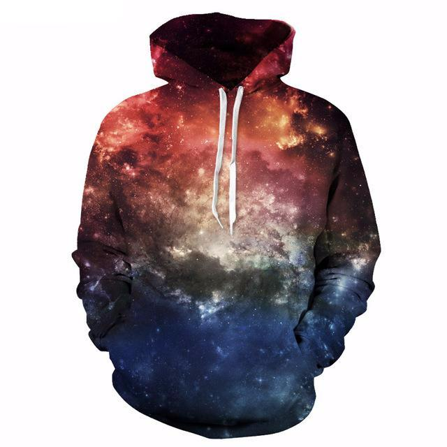 Star Cloud Hoodie - The Hoodie Store