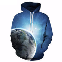 Earth Orbit Hoodie - The Hoodie Store