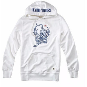 AK Club Flying Tiger 100% Cotton Hoodie - The Hoodie Store