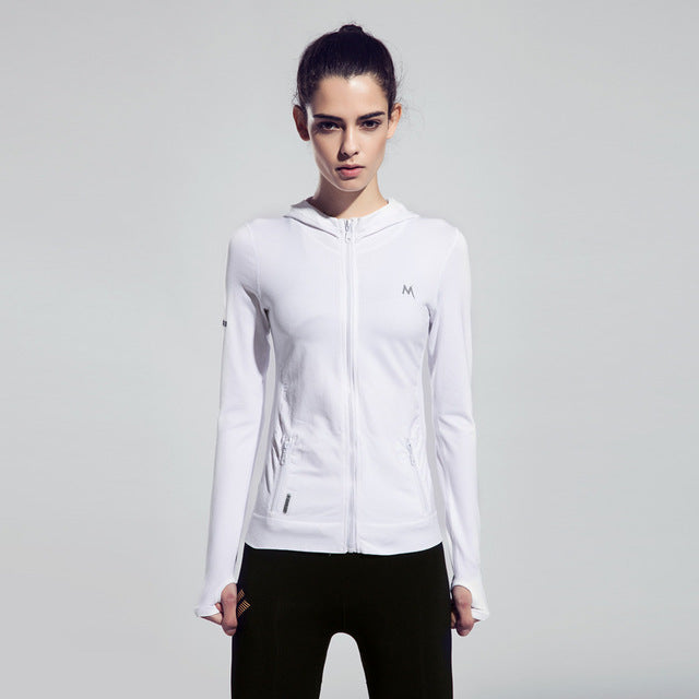 Women's Gym Fitness Tracksuit Hoodie - The Hoodie Store