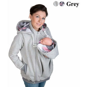 Mother's Winter Kangaroo Pouch Hoodie - The Hoodie Store