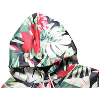 Jungle Flowers 15 Hoodie - The Hoodie Store