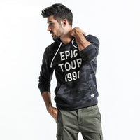 SIMWOOD 2017 Cotton Fitness Street-Ware Hoodie - The Hoodie Store