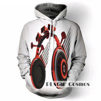 Headphone Hoodie - The Hoodie Store