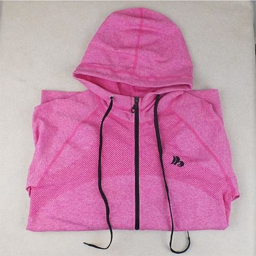 Womens Quick Dry Fitness Hoodie - The Hoodie Store