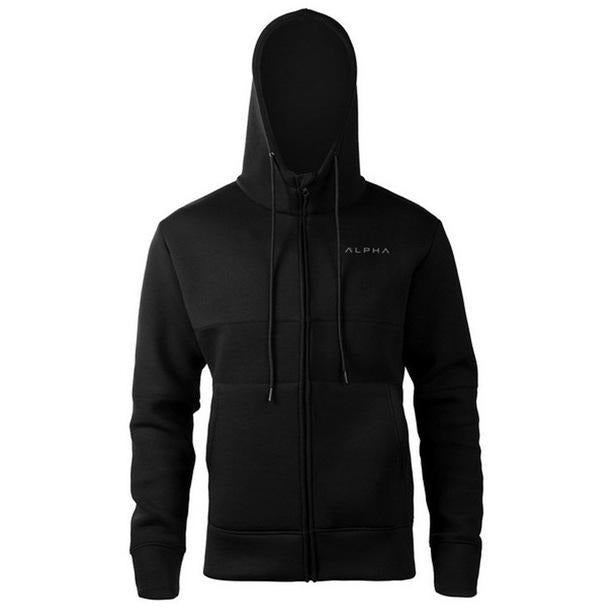 The Alpha Hoodie - Men's Gym Workout Slim-Fit Hoodie - The Hoodie Store