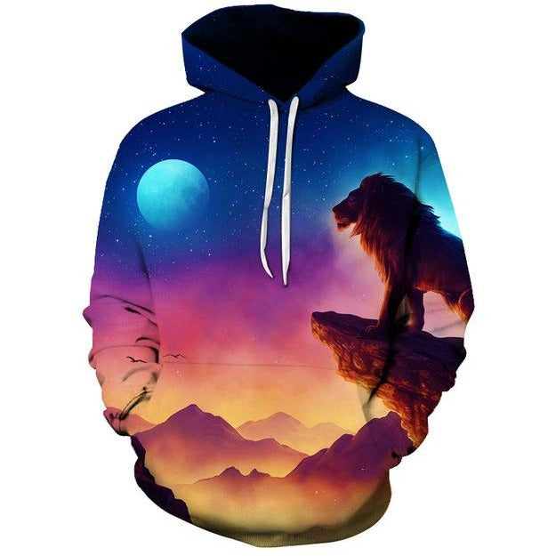 The Lion King Hoodie - The Hoodie Store