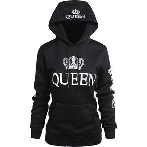 Queen Of The House Hoodie - The Hoodie Store
