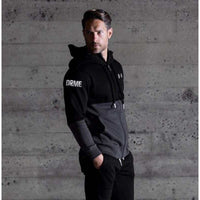 Men's Cotton BodyEngineers Brand Gym Workout Hoodie Zipper - The Hoodie Store