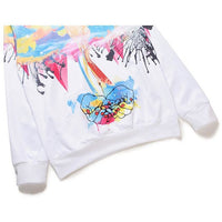 Colourful Tie Dye Graphic - The Hoodie Store