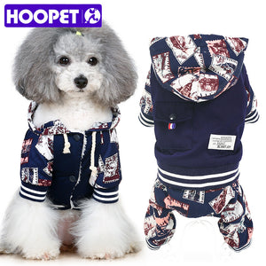 HOOPET Dog Warm Cute Hoodie - The Hoodie Store