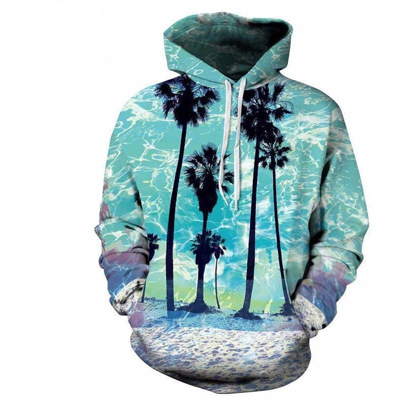Mr.1991 Beach Oasis Hoodie - The Hoodie Store