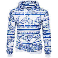 Men's Attractive Intricate Patterns Hoodie - The Hoodie Store