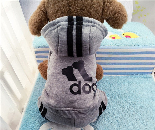 Four-legs Hoodie For Small Dogs - The Hoodie Store