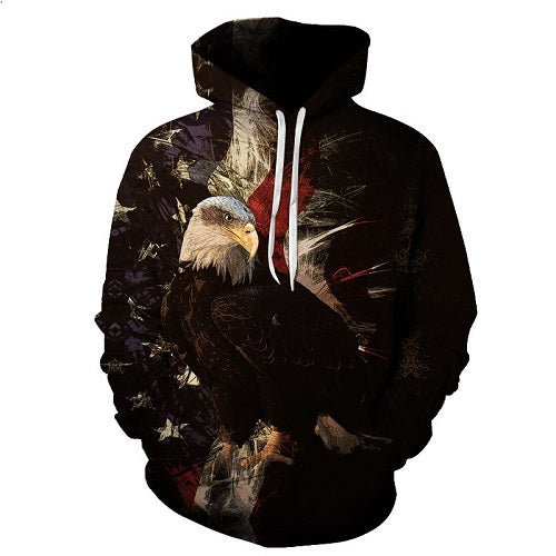 Unisex Dark Eagle - The Hoodie Store