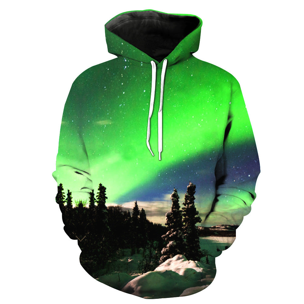 Northern Lights Arctic Hoodie - The Hoodie Store