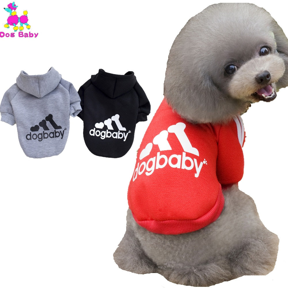 Sport Style Winter Dog Hoodies - The Hoodie Store