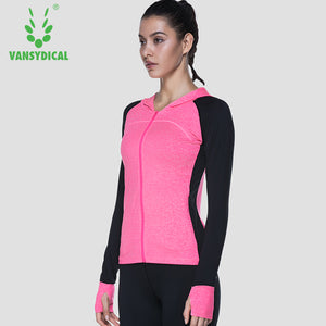 Fanceey Women's Sport Fitness Gym Jacket - The Hoodie Store