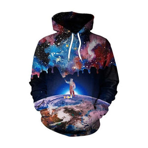 Touch The Sky Hoodie - The Hoodie Store