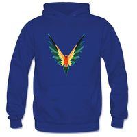Unisex Classic Style Parrot Hoodie - The Hoodie Store