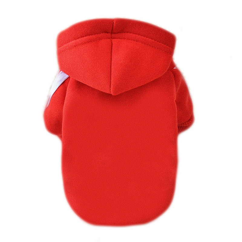 Small Size Winter Cotton Hood For Dogs & Puppies - The Hoodie Store